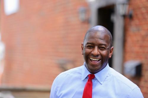 Former Tallahassee Mayor and Florida Gubernatorial Candidate