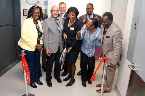 Cau Center For Cancer Research And Therapeutic Development Expands Facility