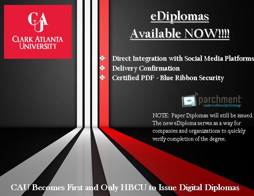 Clark Atlanta University Application >> Graduation